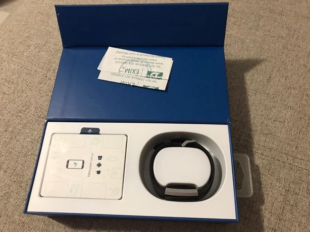 Smartwatch Fitbit Charge 2 Black
