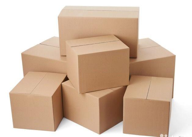 Новые картонные коробки/Китайские сумки/Скотч/Пузырчатая пленка/Стрейч