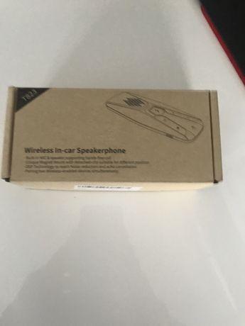 wireless in car speacerphone