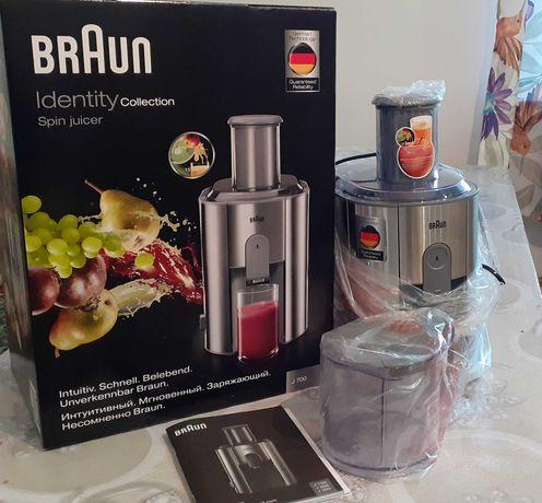 Продам Соковыжималку Braun J700