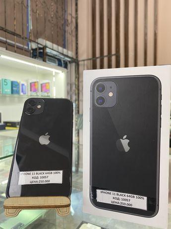 iPhone 11 Black 64 Gb