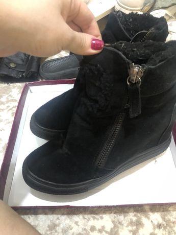 Обувь б/у почти даром