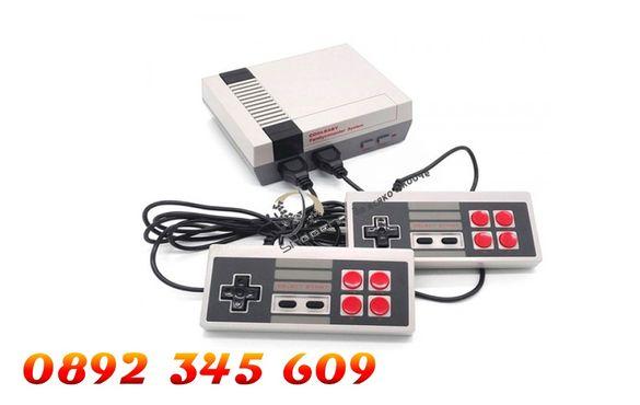 НОВА Игрова конзола Nintendo/Нинтендо 620 2бр. джойстици С 620 ВГРАДЕН