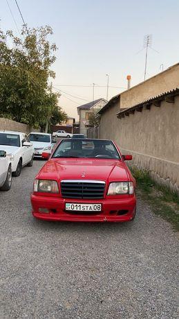 124 в кузове cabrio E 3.2