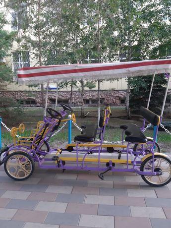 Семейные велосипеды