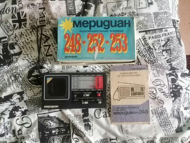 Меняю радиоприемник на сотовый телефон Эриксон 1018s