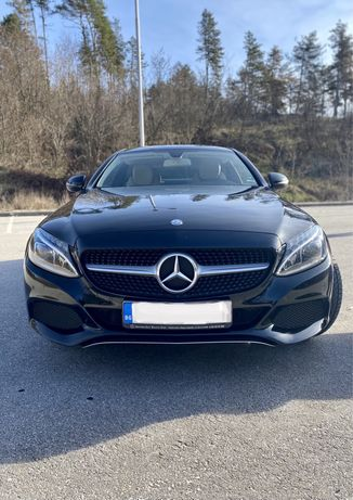 Mercedes C 200 Limited Edition