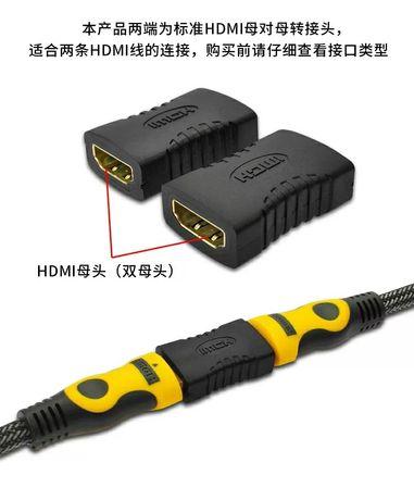 Переходник муфта HDMI на. HDMI