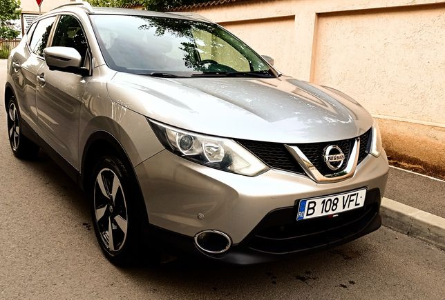 Nissan Qashqai 2x4