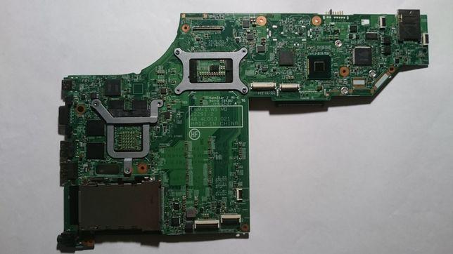 Motherboard Placa de baza Lenovo ThinkPad W540, noua