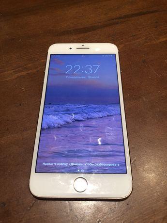 iPhone 8+ цвет белый