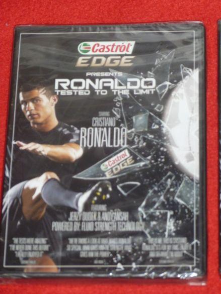 DVD Ronaldo Castrol