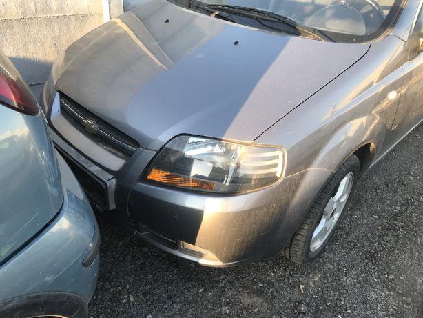Dezmembrez Chevrolet Aveo 2004-2009 1.4 benzina