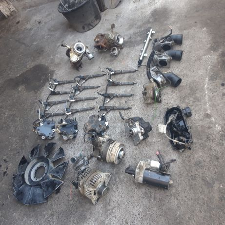 Turbo iveco motor 3L euro 4