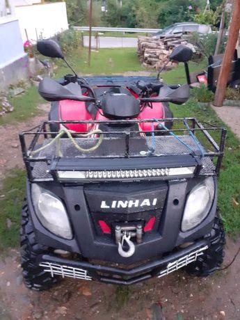 Vand ATV Linhai 4x4