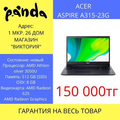 Ноутбук acer aspire a315-23g / 8/512gb(ssd) / 1-26 маг «Виктория»