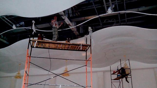 Натяжные потолки Estetic. Акция до 23 сентября
