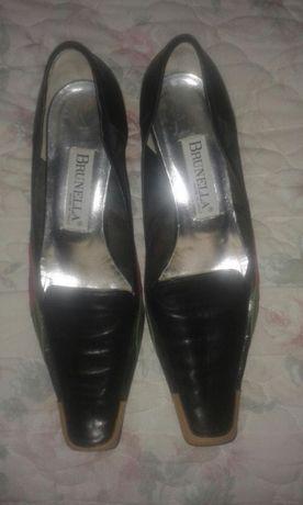 Vând pantofi dama piele