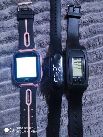 Bratara fitnes, smart ceas