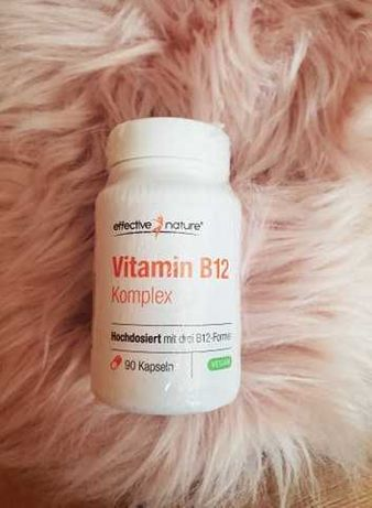 Витамин В12 90 капсули