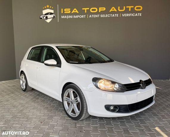 Volkswagen Golf Rate fără avans !