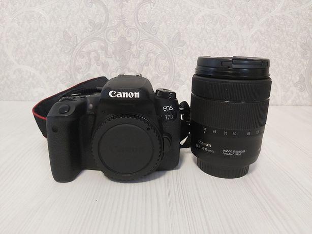 Продам Canon 77D