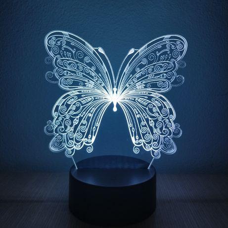 Lampa de veghe personalizată