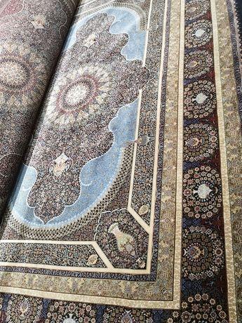 Персидский ковер, шелковый, 2 на 3 м