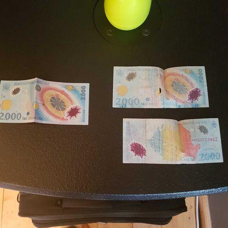Bancnote cu eclipsa