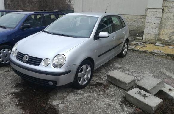 VW Polo 2003 на части