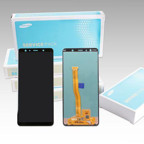 Display Samsung A7 2018 original AMOLED Garanție 6 luni Montaj pe loc