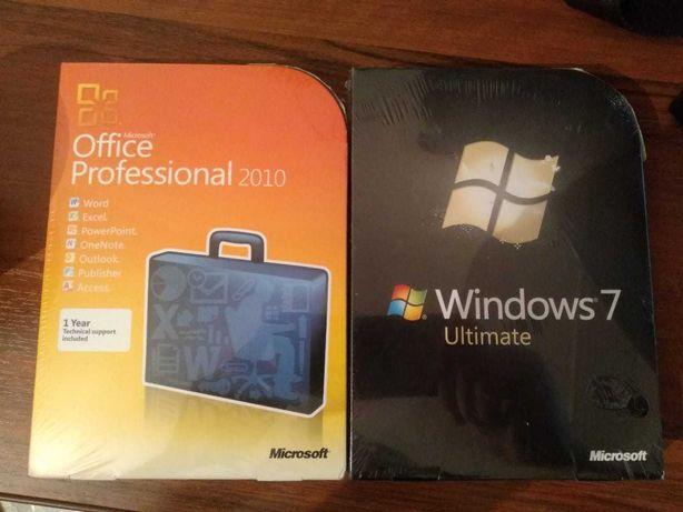 windows7 / Office 2007