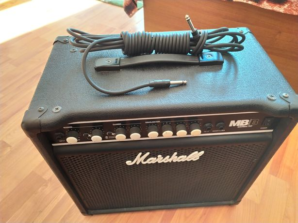 Комбо усилитель для бас гитаты MARSHALL MB30