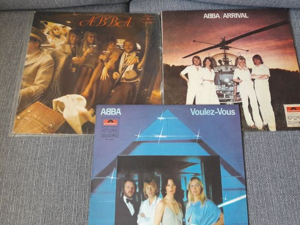 Грамофонни плочи ABBA