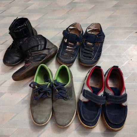 Обувь на мальчика р 31-33