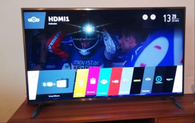 Жк SmartTV  LG 107 cm