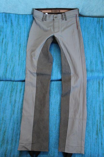 Pantaloni softshell Sonnenreiter 36 S si tenesi Converse 30 (18,5cm)