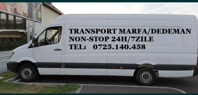 *Transport Marfă*3,5t Sprinter XXL*Preturi fara Concurența*