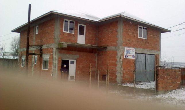 Vând casa constructie nou