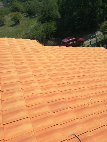 Ремонт на покриви Божурище