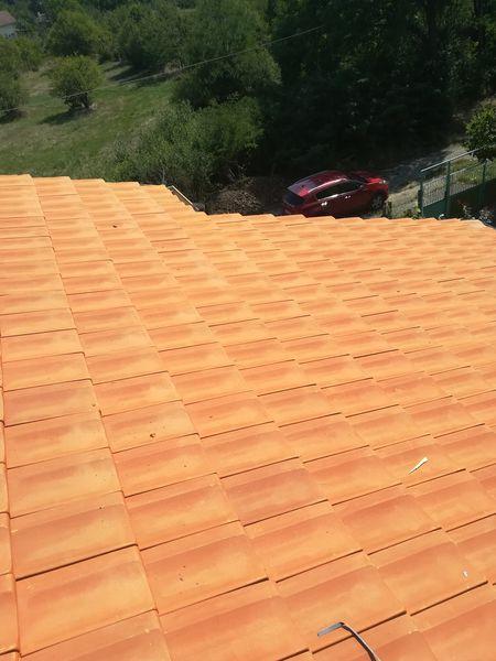 Ремонт на покриви Божурище гр. Божурище - image 1
