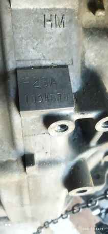 F23a ДВС на Хонда одисей