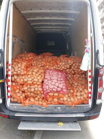Cartofii de iarnă