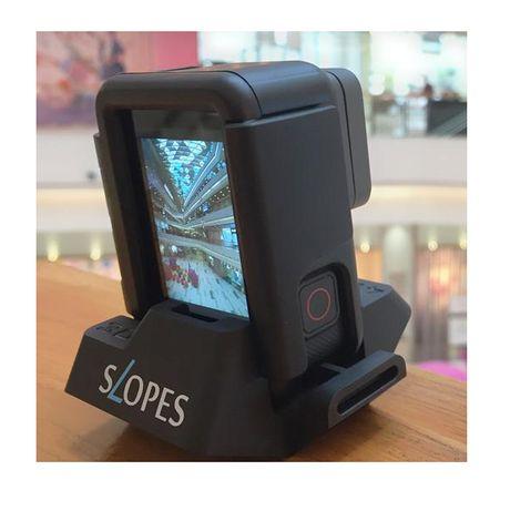 Подставка для Gopro SLOPES Black
