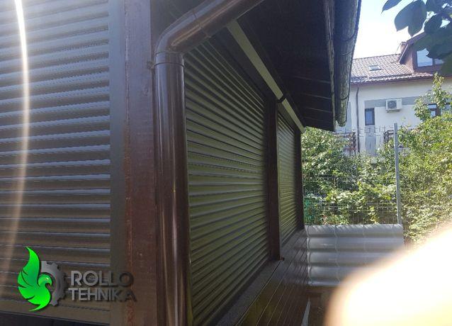 Rulouri exterioare - PRODUCATOR autorizat ALUPROF Voluntari