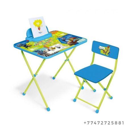 Набор детской мебели складной Disney Зверополис(стол +стул мягк)