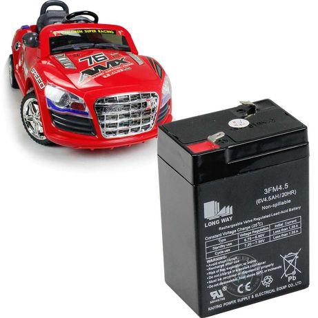 Аккумуляторы для детской машинки, скутера 6 и 12 вольт, Новые
