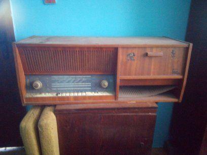 Стар радио-грамофон