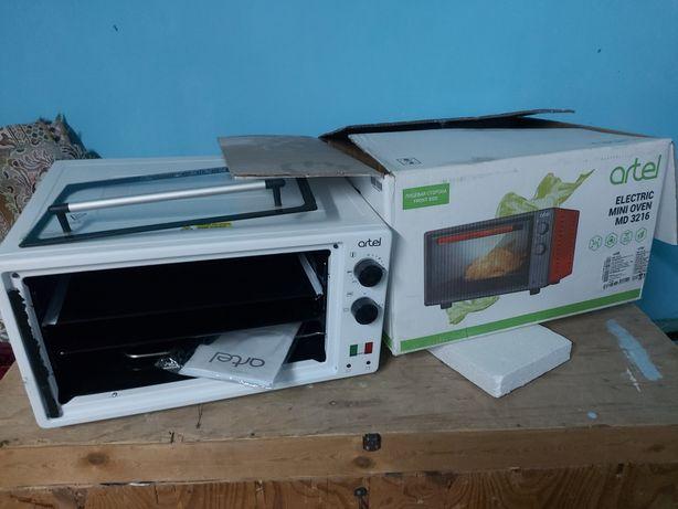Asel печка новый