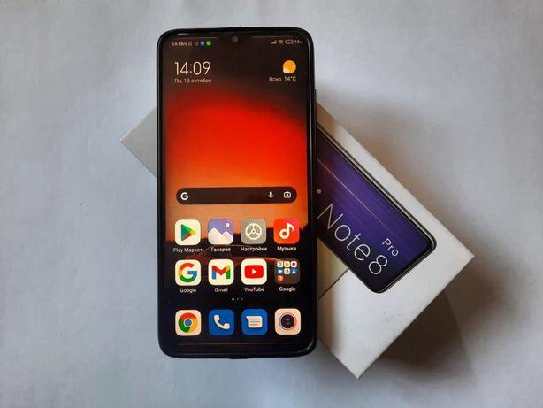 Xiaomi redmi note 8 Pro и наушники Airdots TWSEJO4LS черный